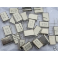 22.1184MHz CRYSTALS. (Pack of 2).