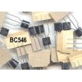 25 X BC546 NPN Transistors (BC 546 BC546B). Pack of 25 transistors.