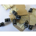 4.7uF Electrolytic Capacitors 35V (pack of 3)