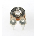 500 Ohm Potentiometer, PCB Mount Adj. Resistor (Pack of 3)