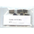 4.9152MHz CRYSTALS. (Pack of 2)