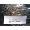 50 X BZX55C9V1 0.5W (1N5239 equivalent) 9.1V ZENER DIODE (50 Diodes pack)