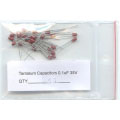 0.1uF 35V TANTALUM CAPACITORS. (Pack of 2).