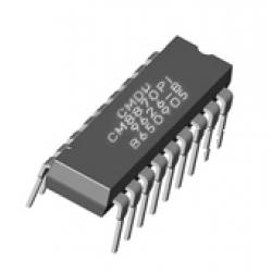 2 X CM8870 DTMF CMOS Receiver (CM8870PI MT8870) ICs. (Pack of 2)