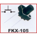 5 X Off / On Small Push Switch (tact button, FKX105). Pack of 5.