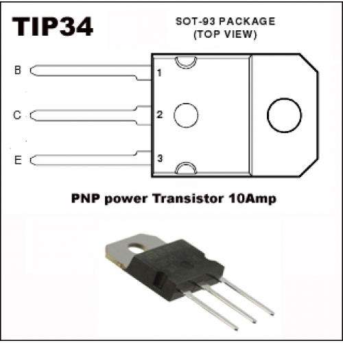 TIP34 Highe Power NPN Transistors For Sale on tda7000 radio kit